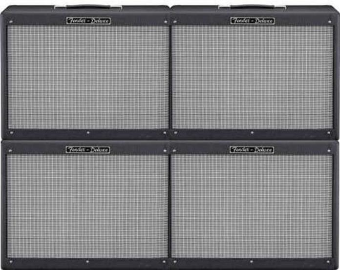 Fender Hot Rod Deluxe Extension Cab 2 Fender Hot Rod Deluxe